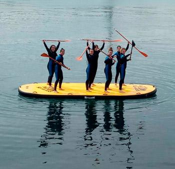 Paddle Surf XXL