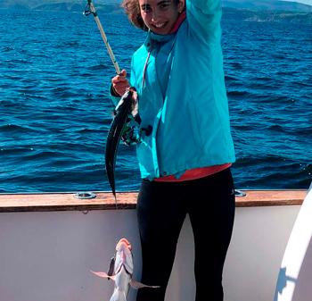 Salidas de pesca